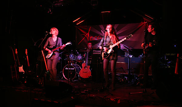 MonaLisa Twins live at Aera/Vienna