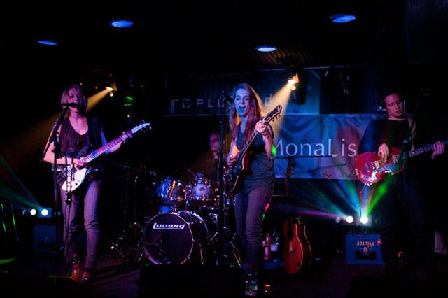MonaLisa Twins live at Replugged/Vienna