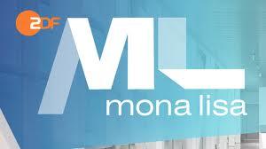 MonaLisa Twins in ML monalisa Magazine on German Television