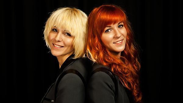 The MonaLisa Twins